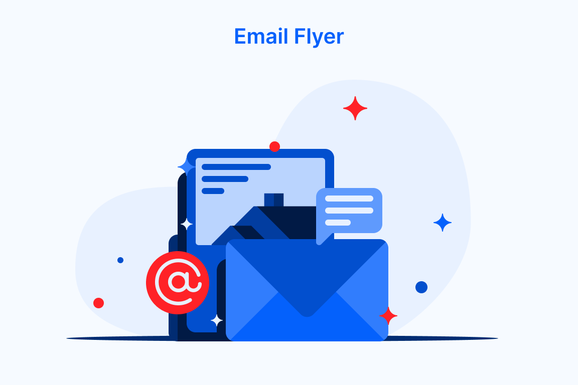 Email-Flyer