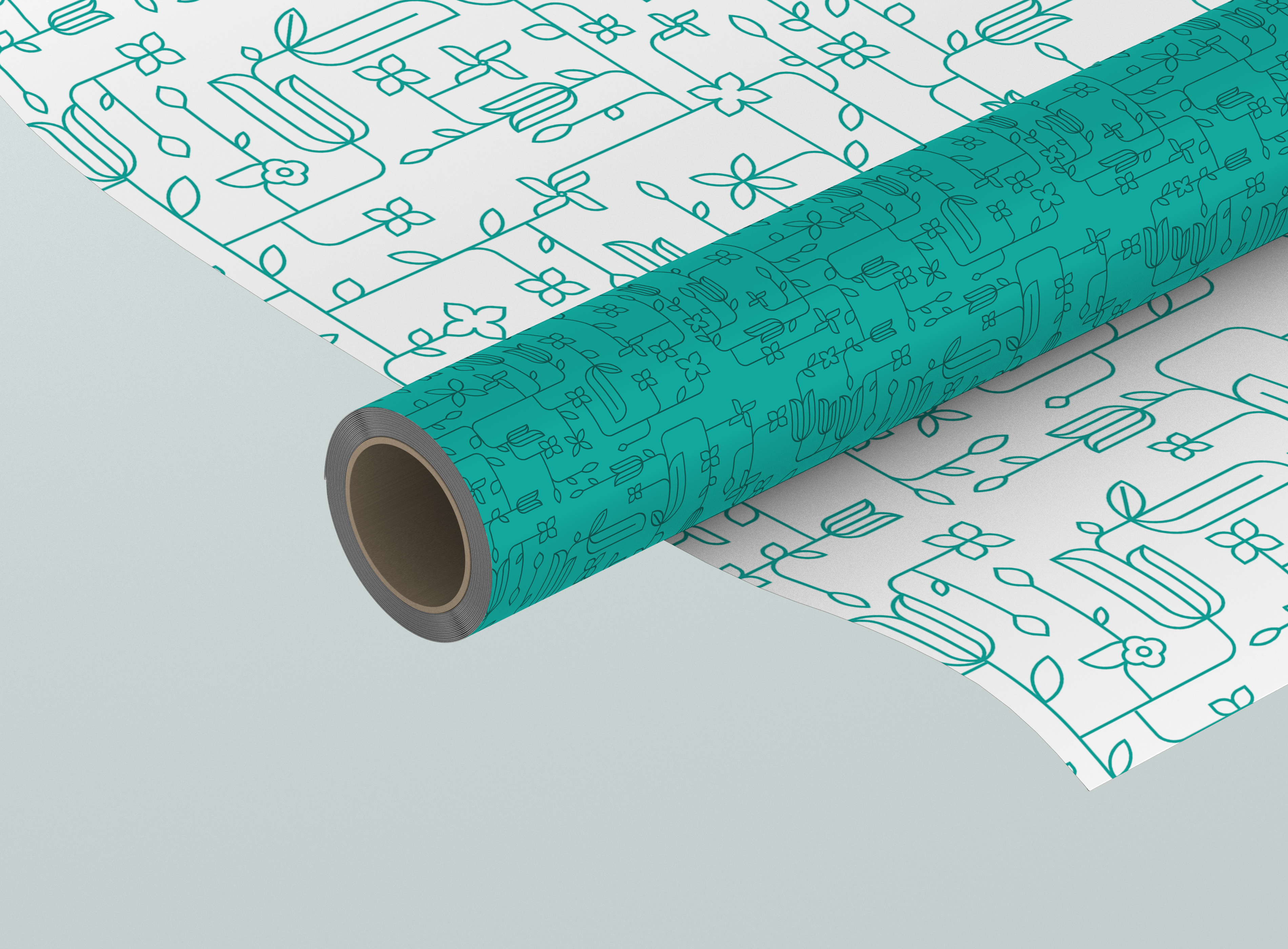 Gift-wrapping-paper