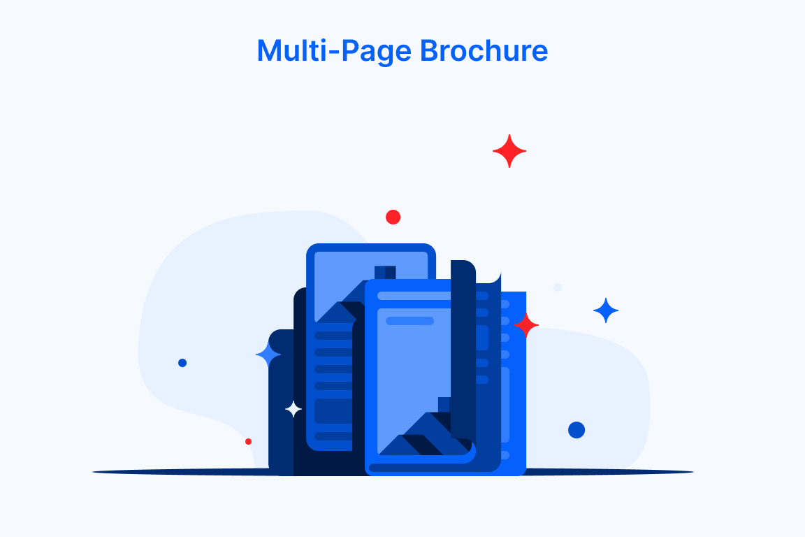 Multi-Page-Brochure